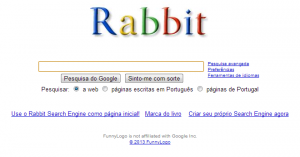 rabbit pesquisa