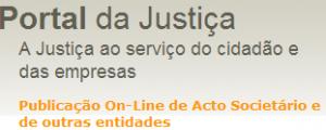 Portal da Justiça